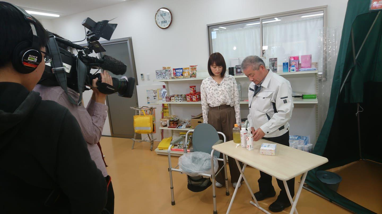 静岡第一テレビ 防災特集
